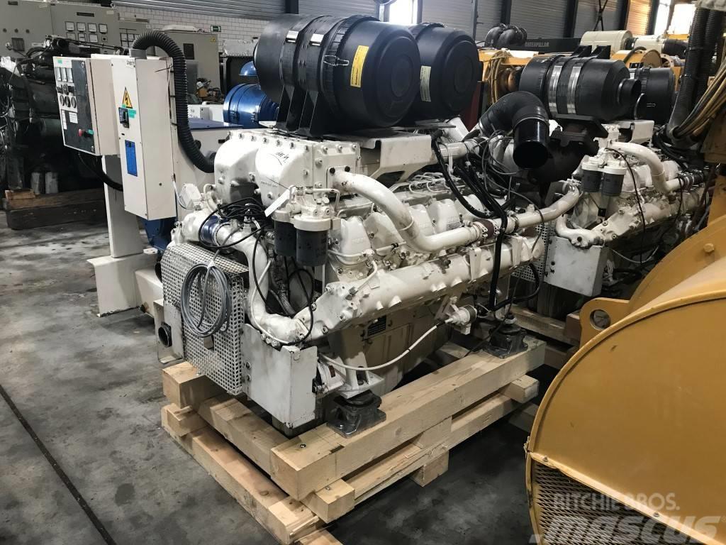 MAN D 2842 LE - Marine Propulsion 441 kW - DPH 105386