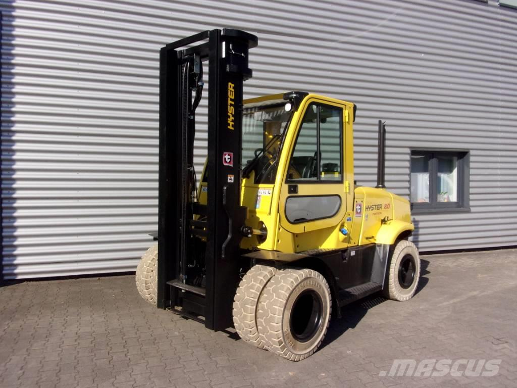Hyster H8.0FT-9