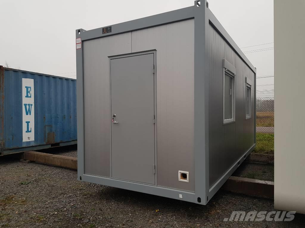 [Other] Containerbod kontor 15 kvadrat