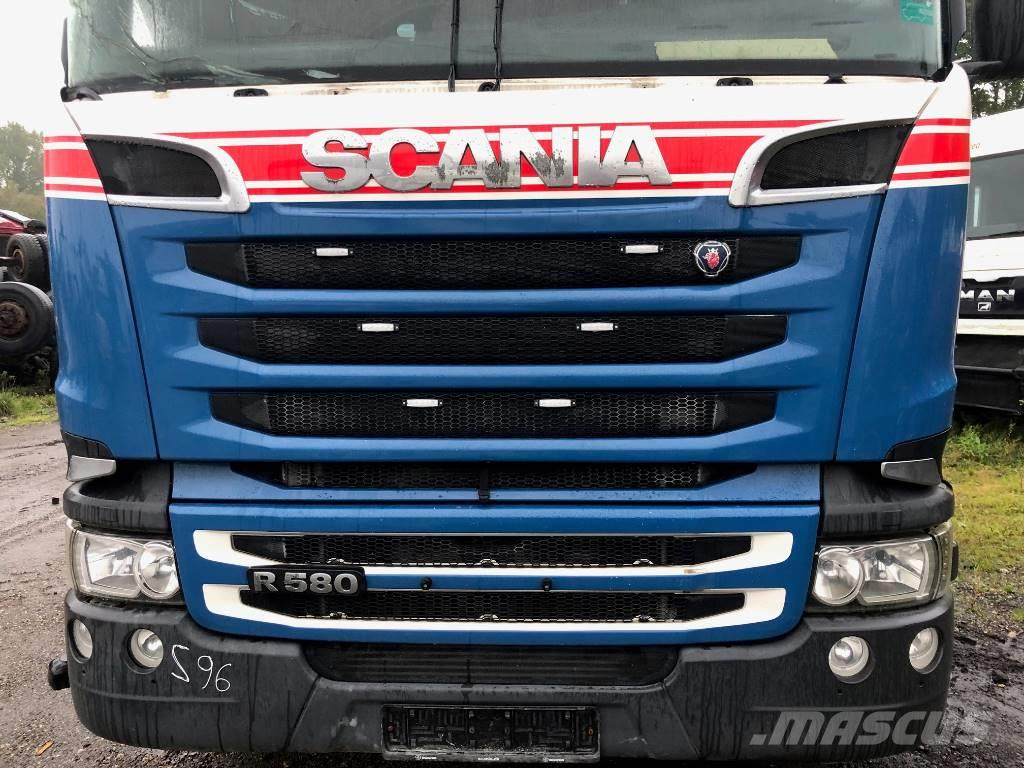 Scania R580 KOMPLET FRONT