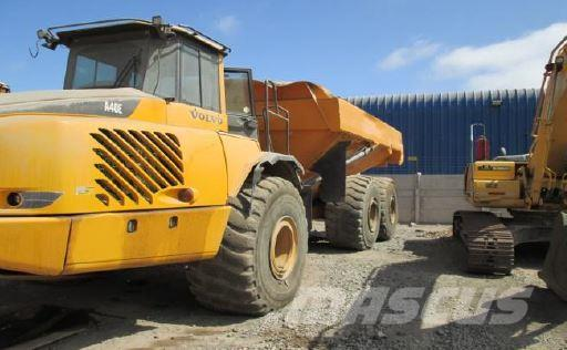 Volvo -a40e - Articulated Dump Truck (ADT), Price: £106,399, Year