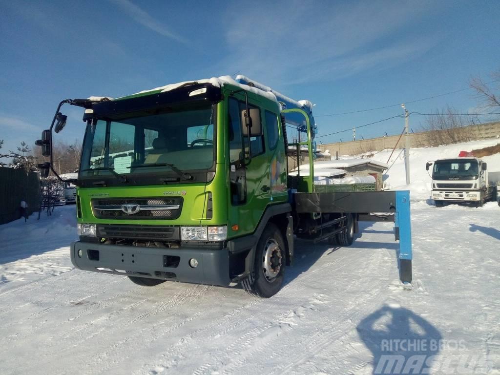 Daewoo Novus с КМУ DongYang SS1406