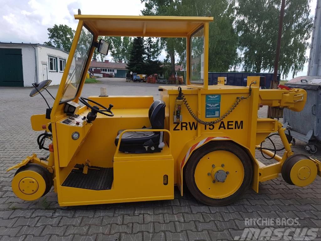 [Other] Pojazd manewrowy Windhoff ZRW15 AEM