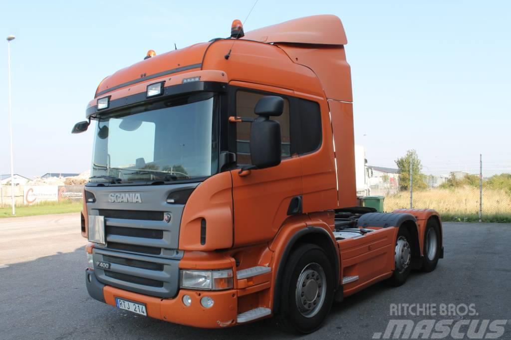 Scania P400LA6X2/4MNA Euro 5