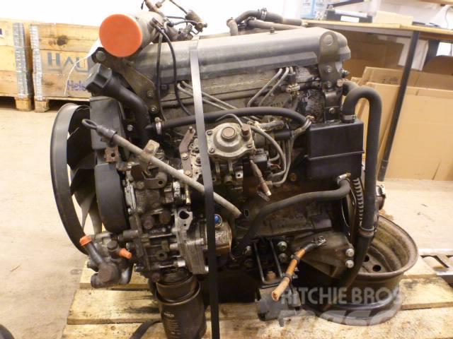Iveco Nordic 8140.43c motor