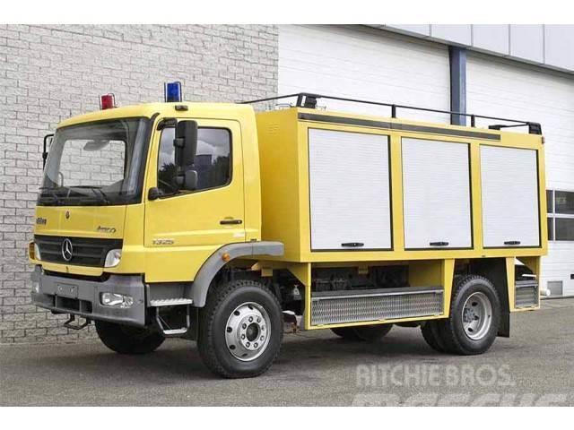 Mercedes-Benz ATEGO 1325 4X4 WORKSHOP TRUCK