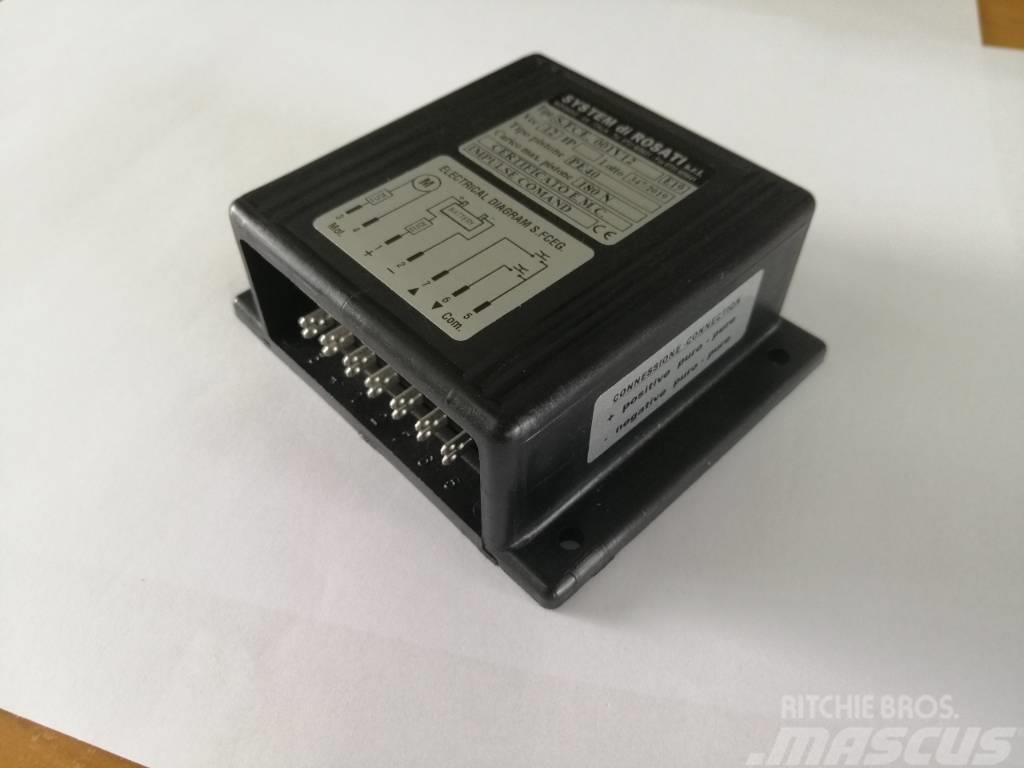Ammann Rammax - control unit 1510CI