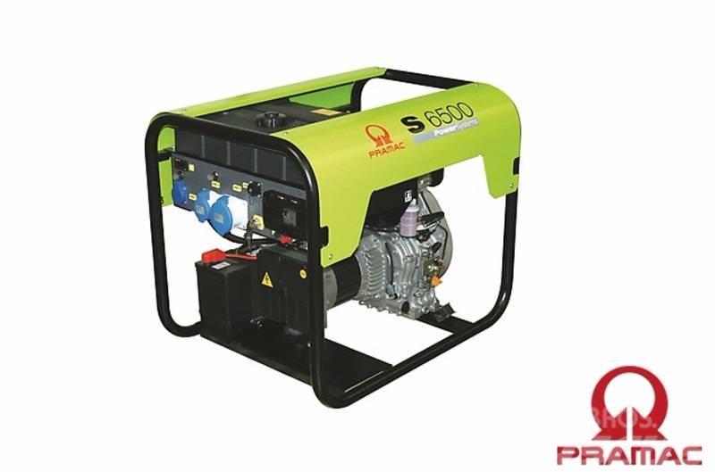 Pramac S6500 230V  5.9 kVA