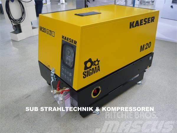 Kaeser M20 NEU - kurzfristig verfügbar / Mietkauf € 140,-