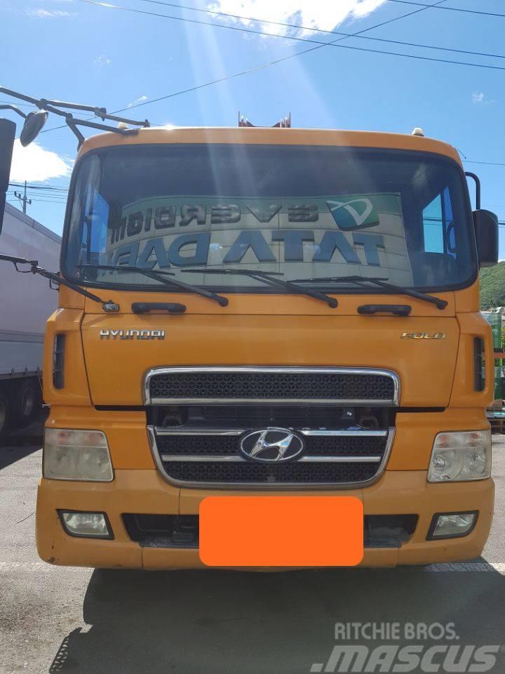 Hyundai Junjin JX-H3717 (37m)