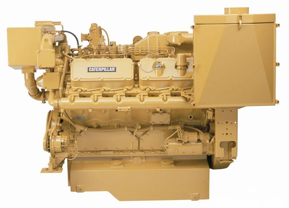 Caterpillar 3412 - Marine Propulsion 448 kW - DPH 105253