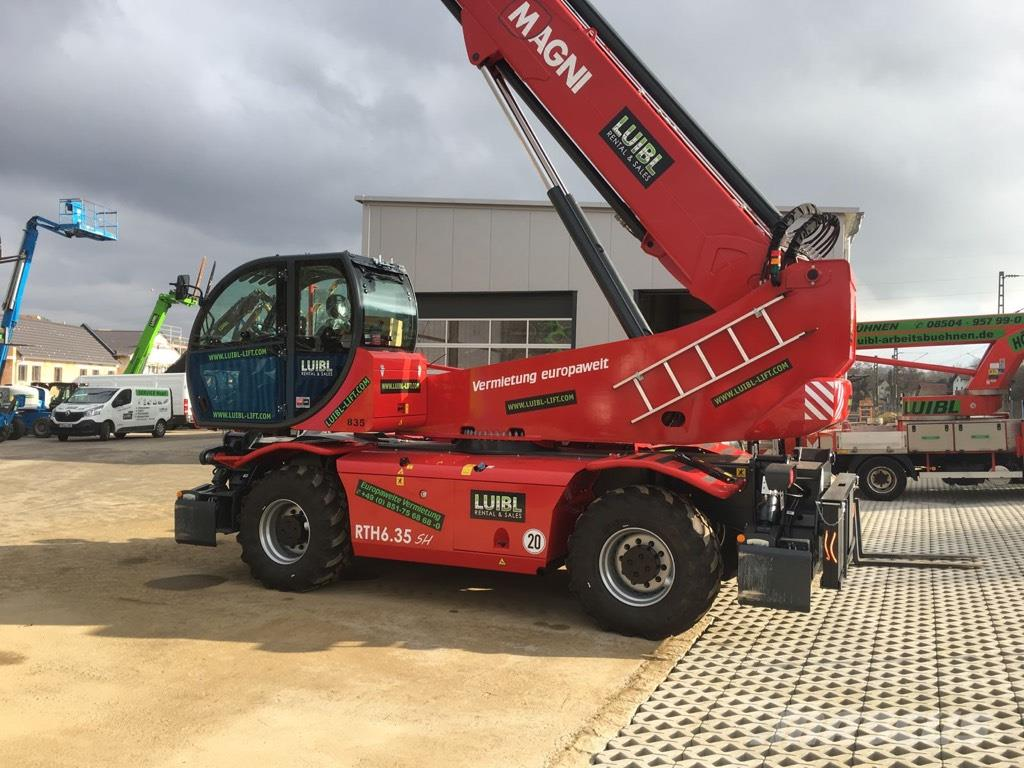 Magni RTH 6.35 SH, 35m, demo, only 390hours