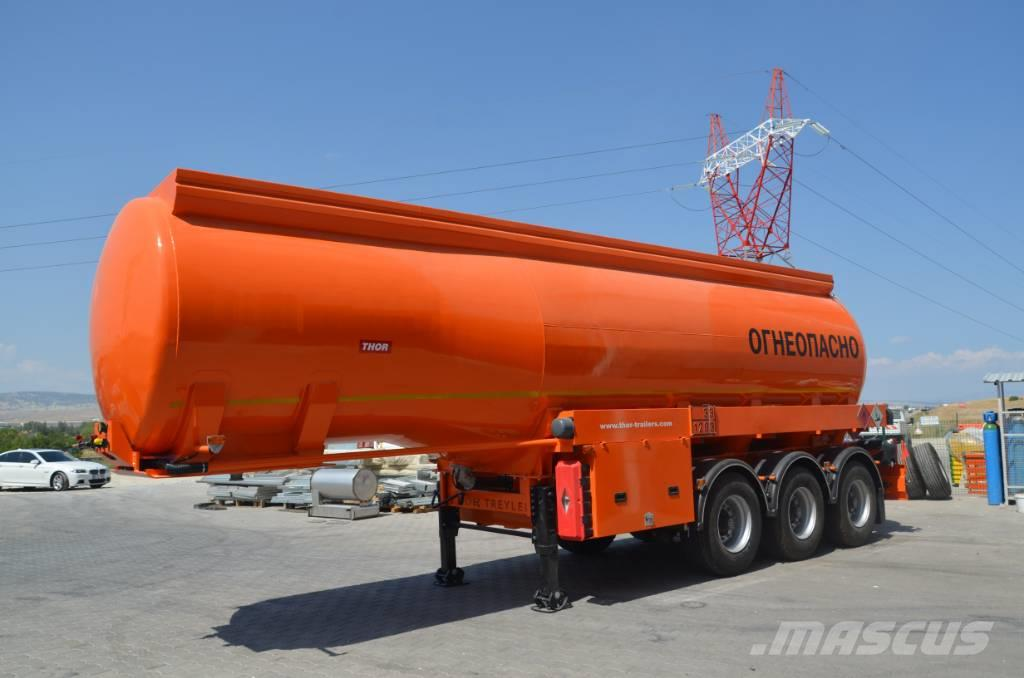Thor   Fuel Tanker 36.000 liters
