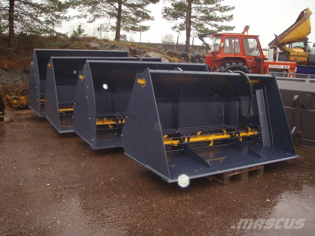 Drivex Sandspridarskopa SS20-25-30-40