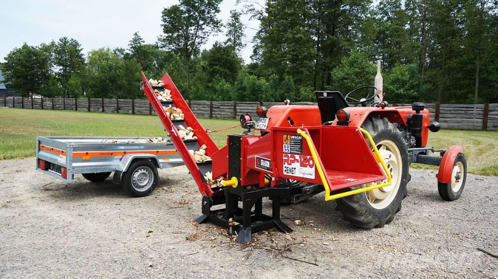REMET RED DRAGON RP-120 PTO