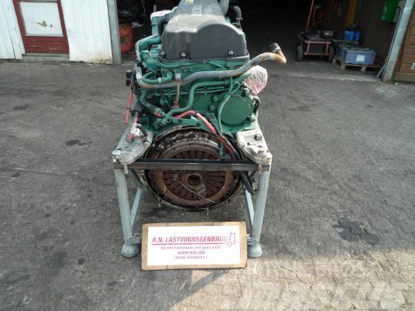 VOLVO D9A 300 HP