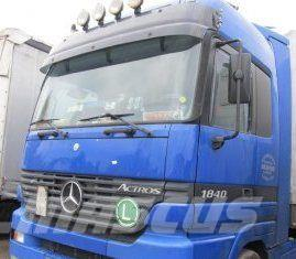 Mercedes-Benz Actros 1840; 400ph