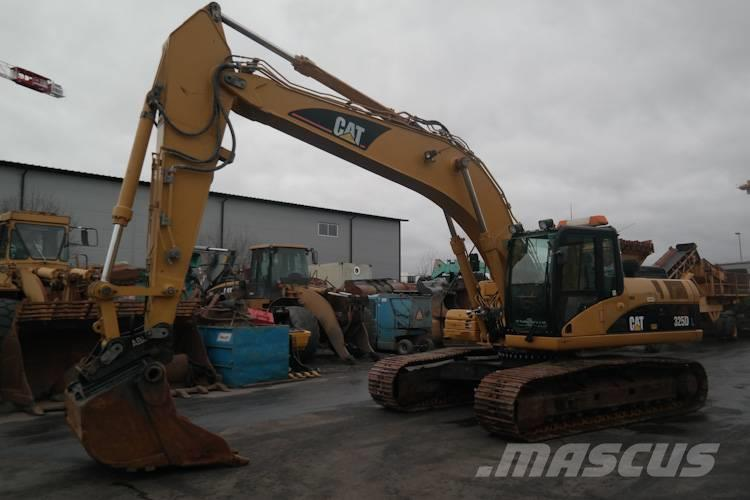 Caterpillar 325 DL
