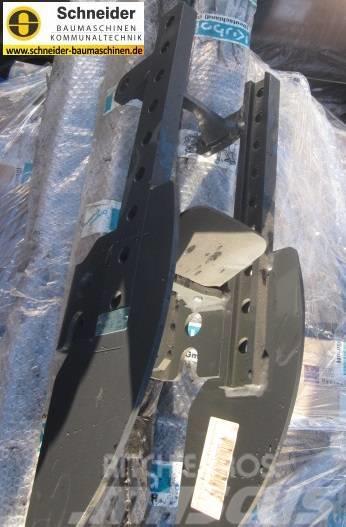 Kubota höhenverstellbare Anhängekupplung B20-Serie