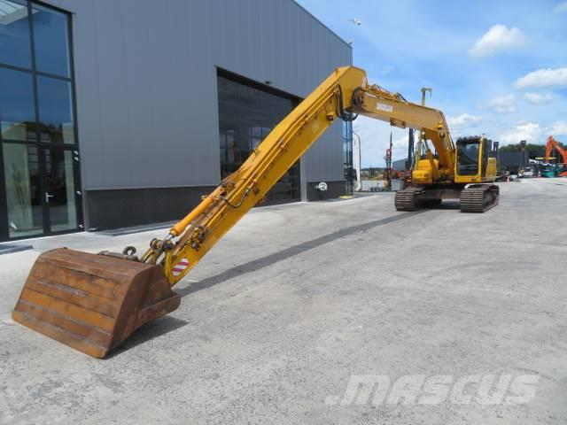 Doosan DX 300 LC Long Reach