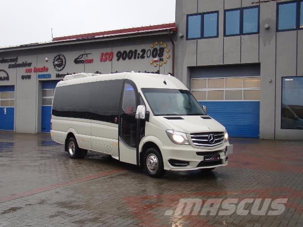 Mercedes-Benz Sprinter 516 CUBY Tourist Warranty 5 Years (157)