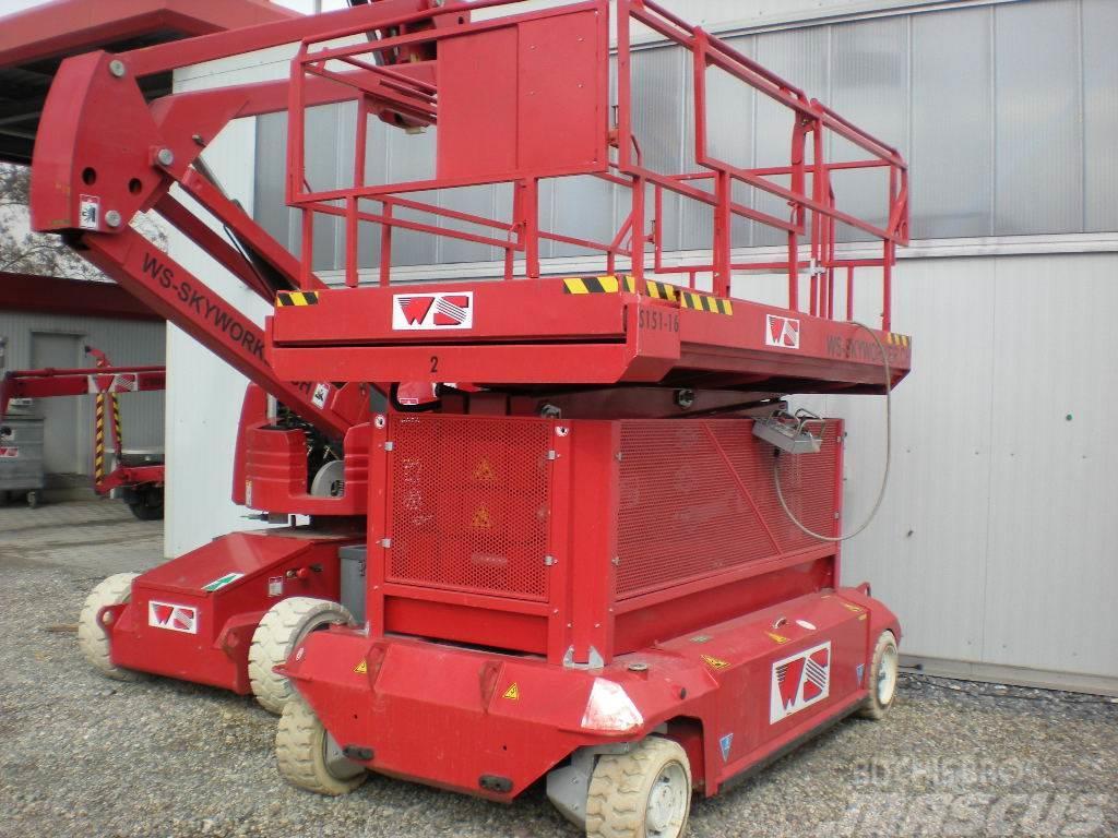 PB Lifttechnik S151-16E