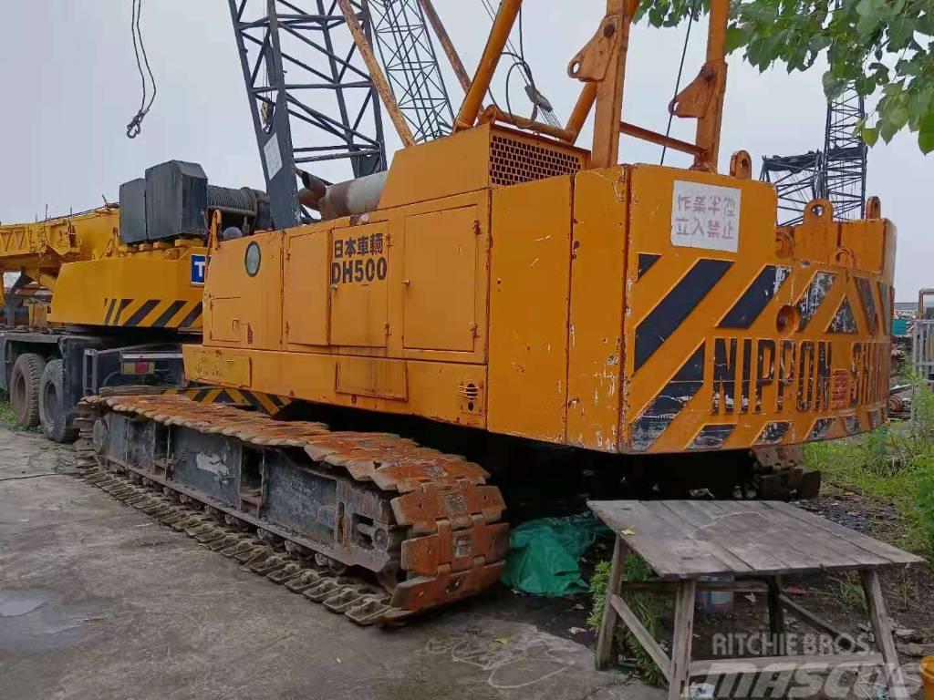 Hitachi 50tons Crawler crane