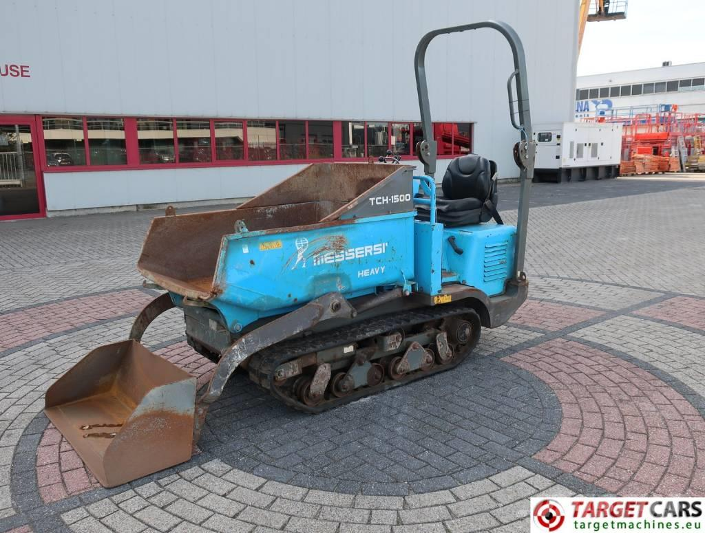 Messersi TCH-1500/MTP Tracked Dumper Diesel w/Shovel