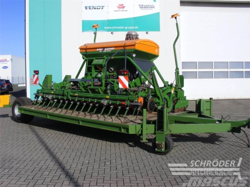 Amazone KG 4000 Super / AD-P 4000 Supe