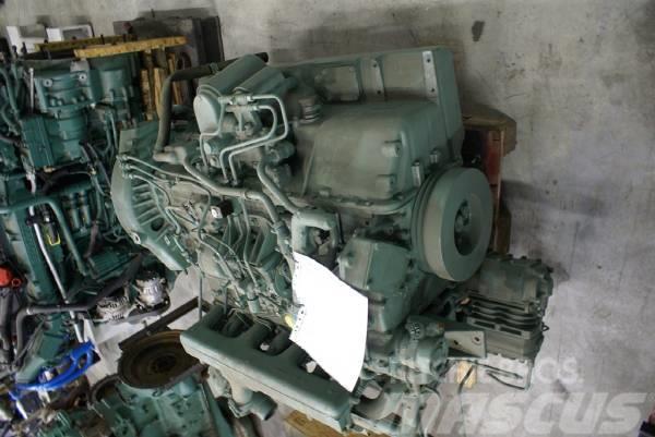 DAF LT 160, 2012, Motorer