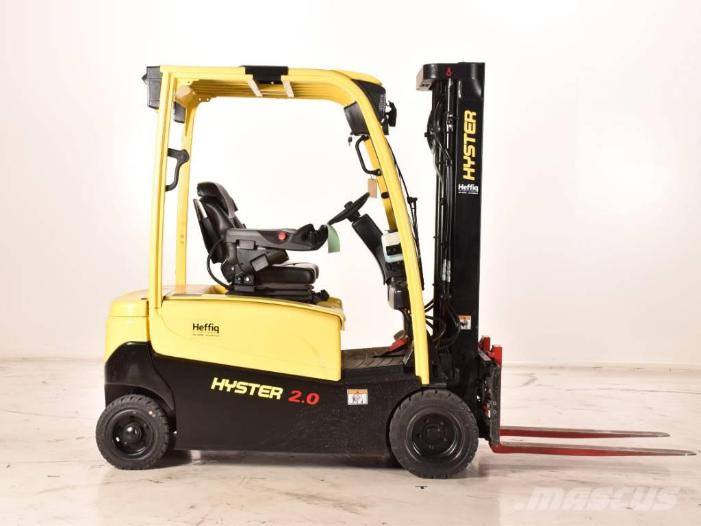 Hyster J 2.0 XN LWB