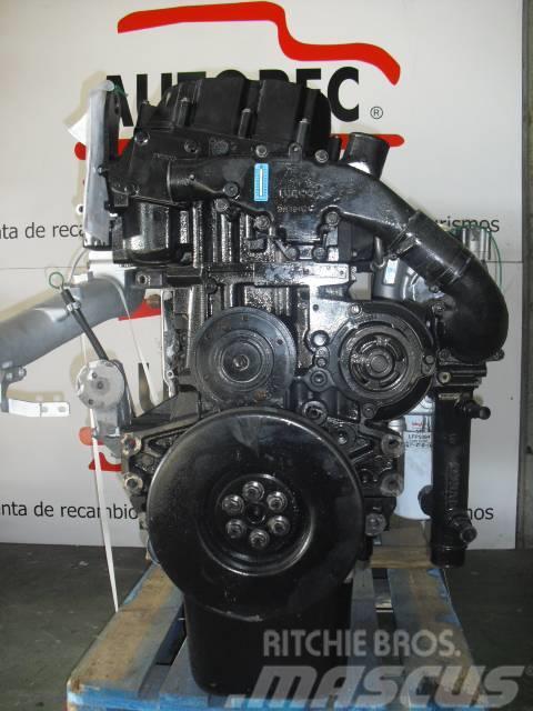 Iveco F3 AE 0681, 2009, Motorer