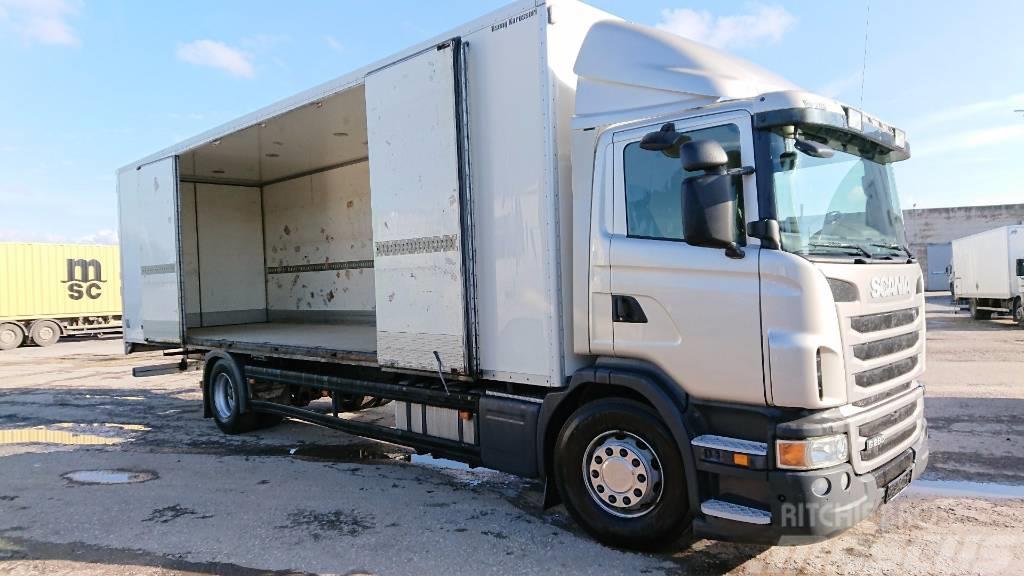 Scania G280DB4X2MNB EURO 5, only 309162 km!!