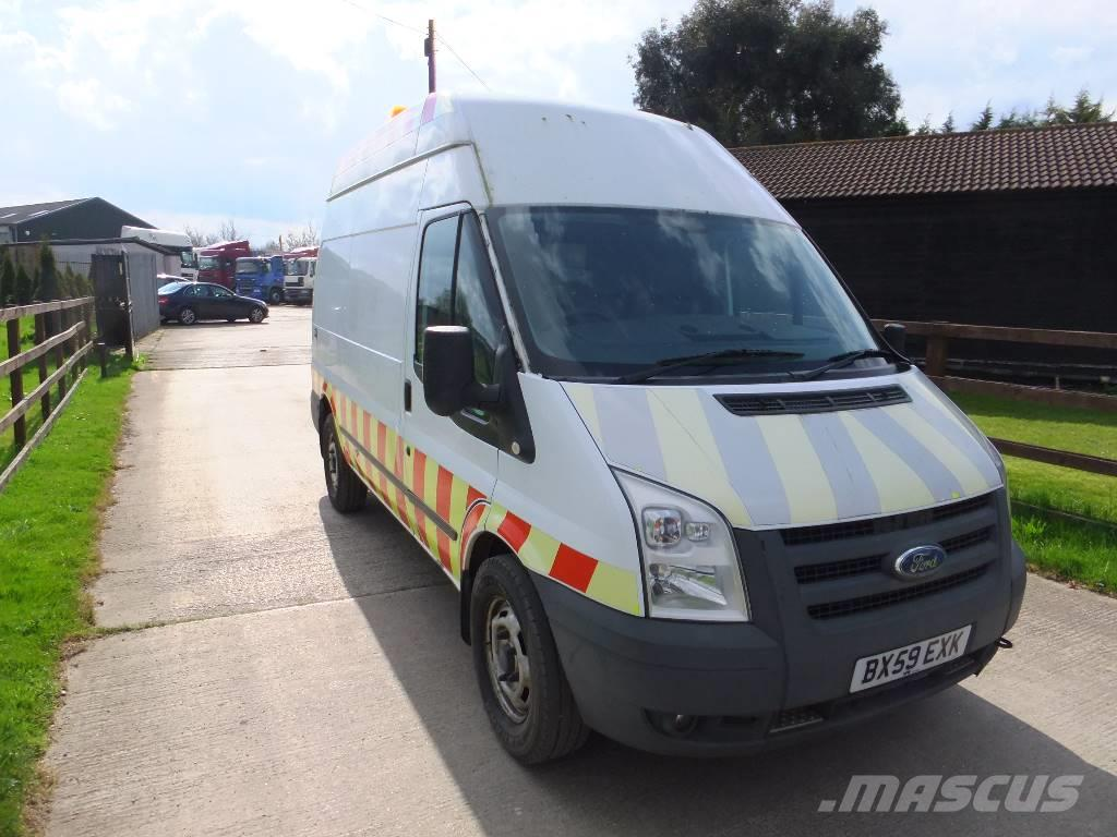 used ford transit 115 t350 panel vans year 2010 price 8 335 for sale mascus usa. Black Bedroom Furniture Sets. Home Design Ideas