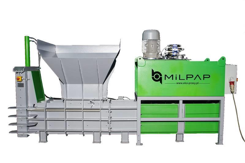 [Other] Milpap HCAB 500 Automatic baler for cans