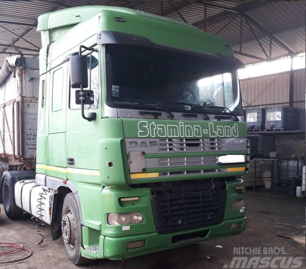 DAF XF 95.430 4x2 tractor unit
