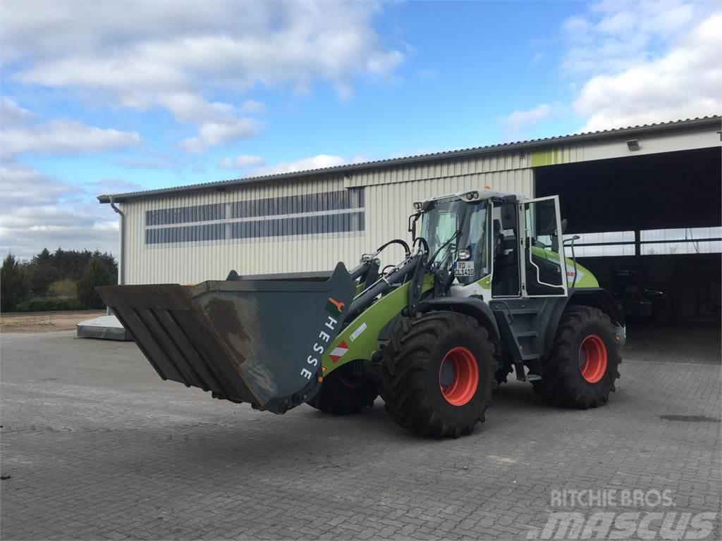 Hesse Schwergutschaufel GVS 2500 Liebherr / Volvo Aufnah