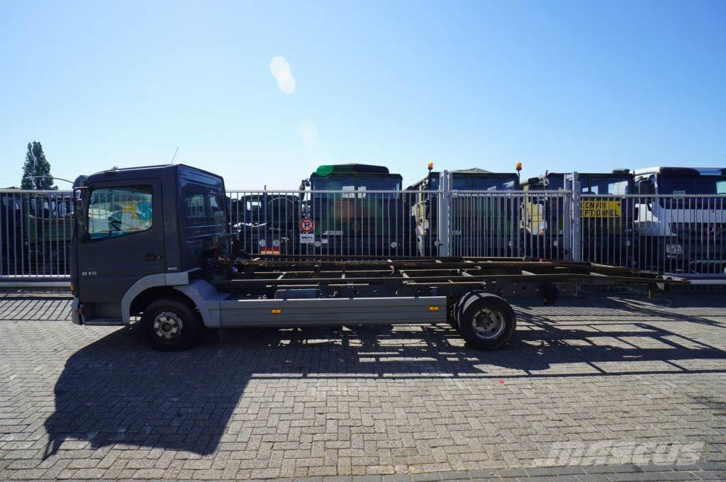 Mercedes-Benz ATEGO 815 CHASSIS 281.000KM