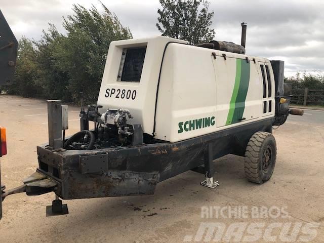 Schwing SP2800