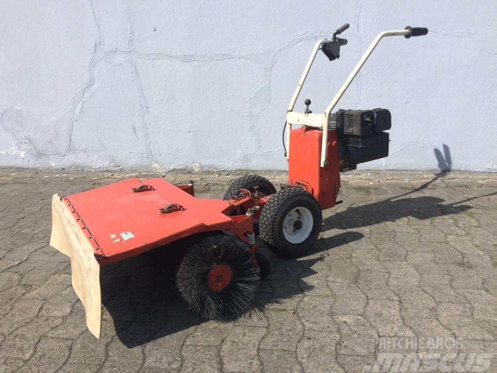Hako-werke Variette * Kehrmaschine * Motor Kawasaki FA 210 *