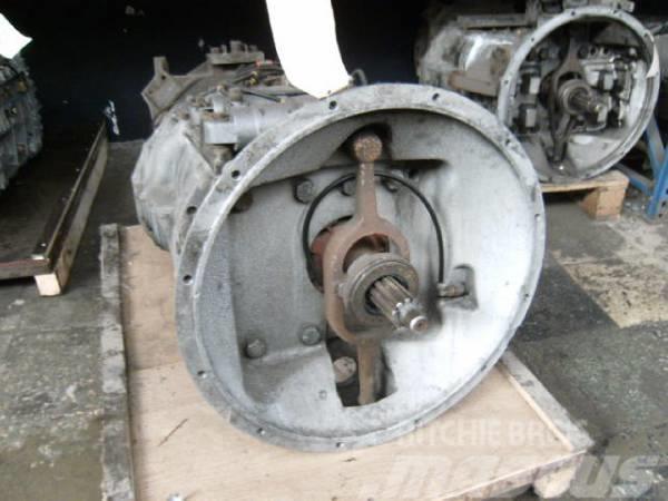 ZF 8S140 / 8 S 140, 1999, Växellådor