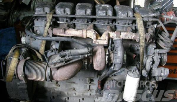 Scania 124; PDE