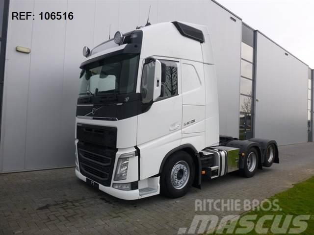 Volvo FH540 6X2 GLOBETROTTER XL EURO 6 DUAL CLUTCH