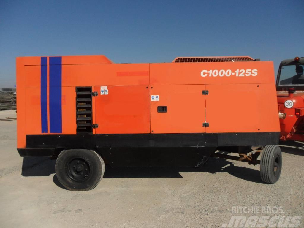 Compair C1000-125S