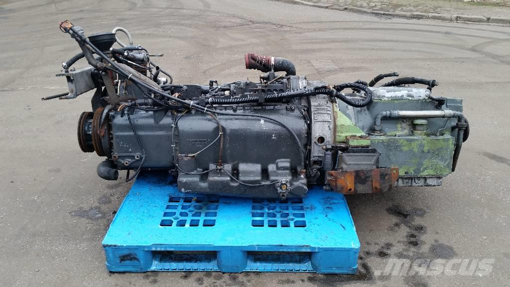 Used mercedes benz om447 turbo engines for sale mascus usa for Mercedes benz rebuilt engines