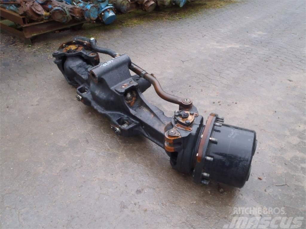 [Other] Front axle Case Magnum 340 CVX