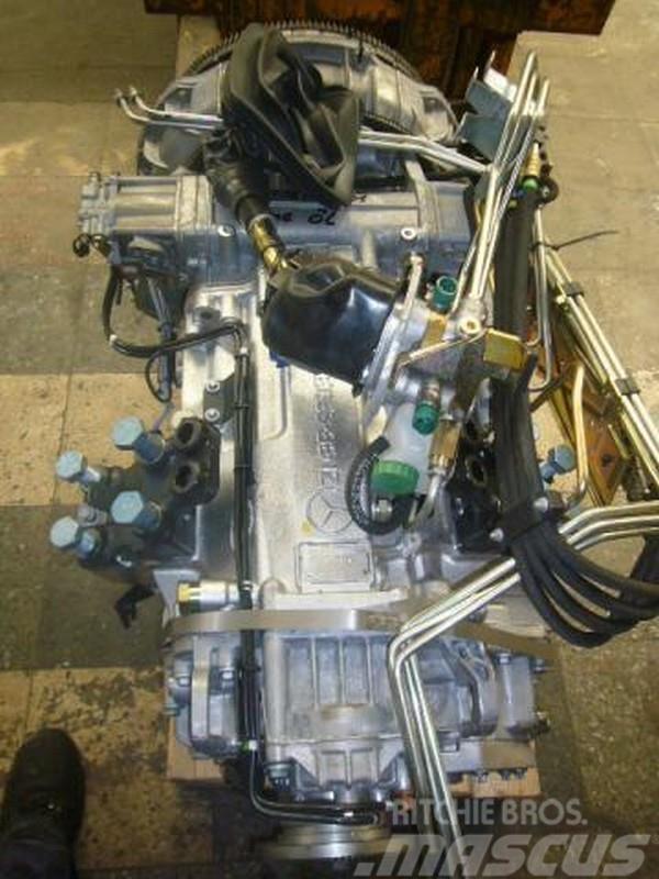 mercedes benz getriebe g 210 16 hps g210 16 hps emmerich. Black Bedroom Furniture Sets. Home Design Ideas
