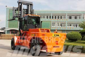 Socma HNF300C 下叉式集装箱重箱叉车