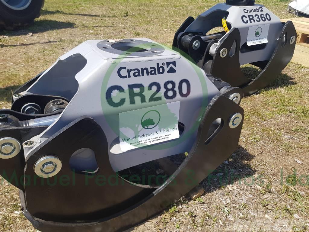 Cranab Novas e Usadas CR280 CR360 CE280 varias