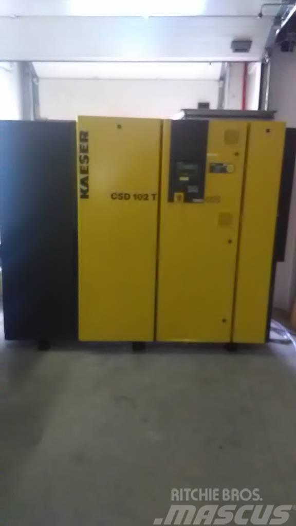 Kaeser CSD 102 T